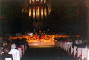 Lael at Salem Lutheran
