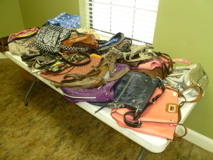 SoS purses smaller