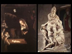 Advent Geertgen Michaelangelo