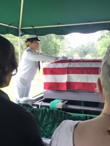 Dad's funeral honor guard2