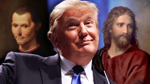 Donald Trump Machiavelli Jesus-900