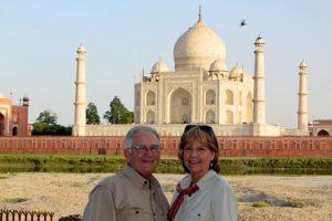 Harry and Patty Taj