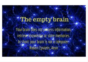 The empty brain Aeon