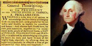 george-washington-proclamation